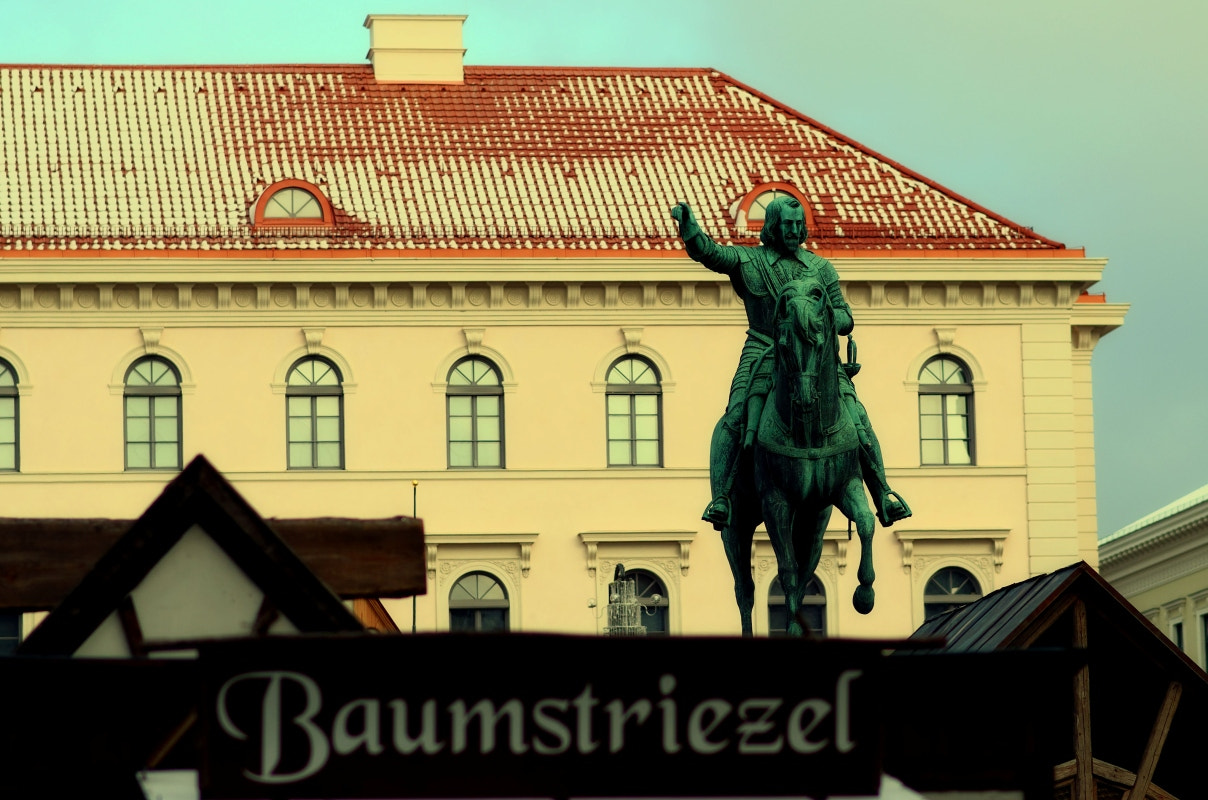Photograph Baumstriezel by _ ockock _ on 500px