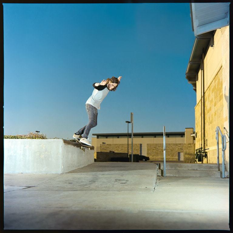 Photograph Colin Moen - Backside Smith by Jesse Grubbs on 500px