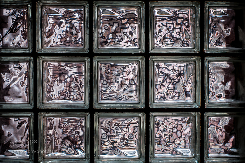 Photograph Glass Bricks by Kurt Nelson on 500px