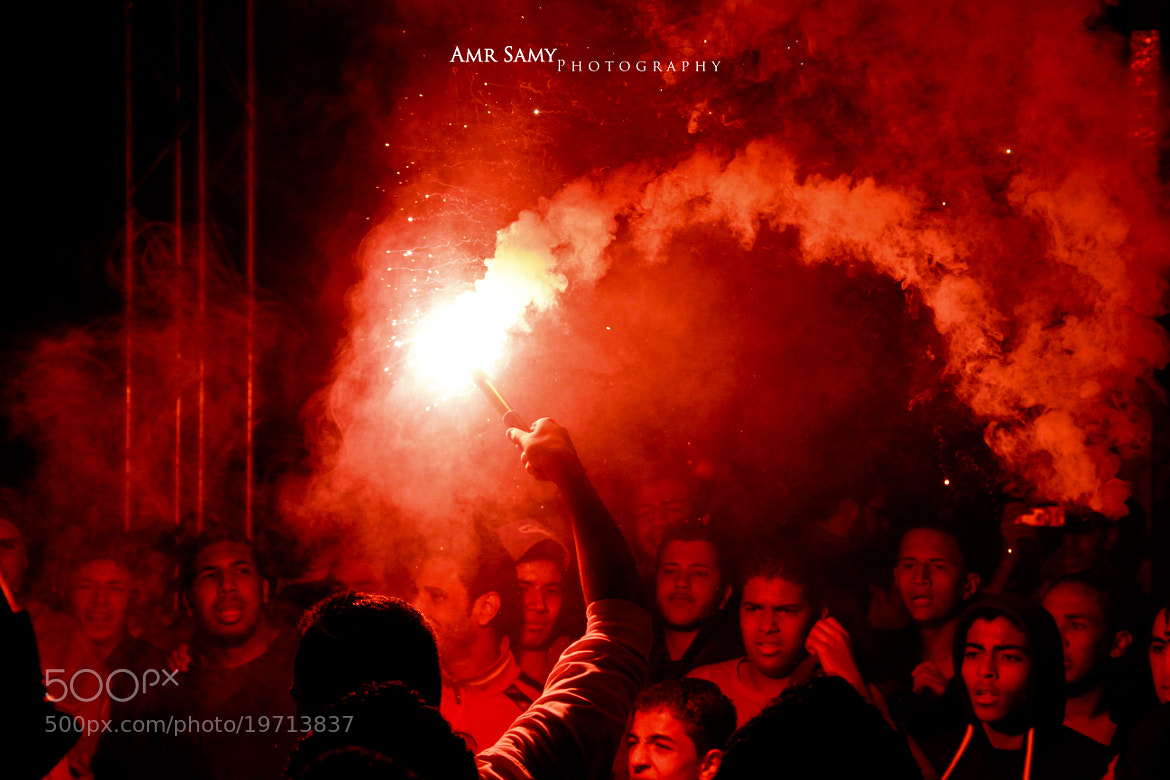 Photograph Pyrotechnics by Amr  Samy on 500px