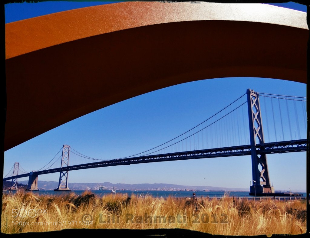 Photograph Arch over the Bay Bridge by Lili Rahmati on 500px