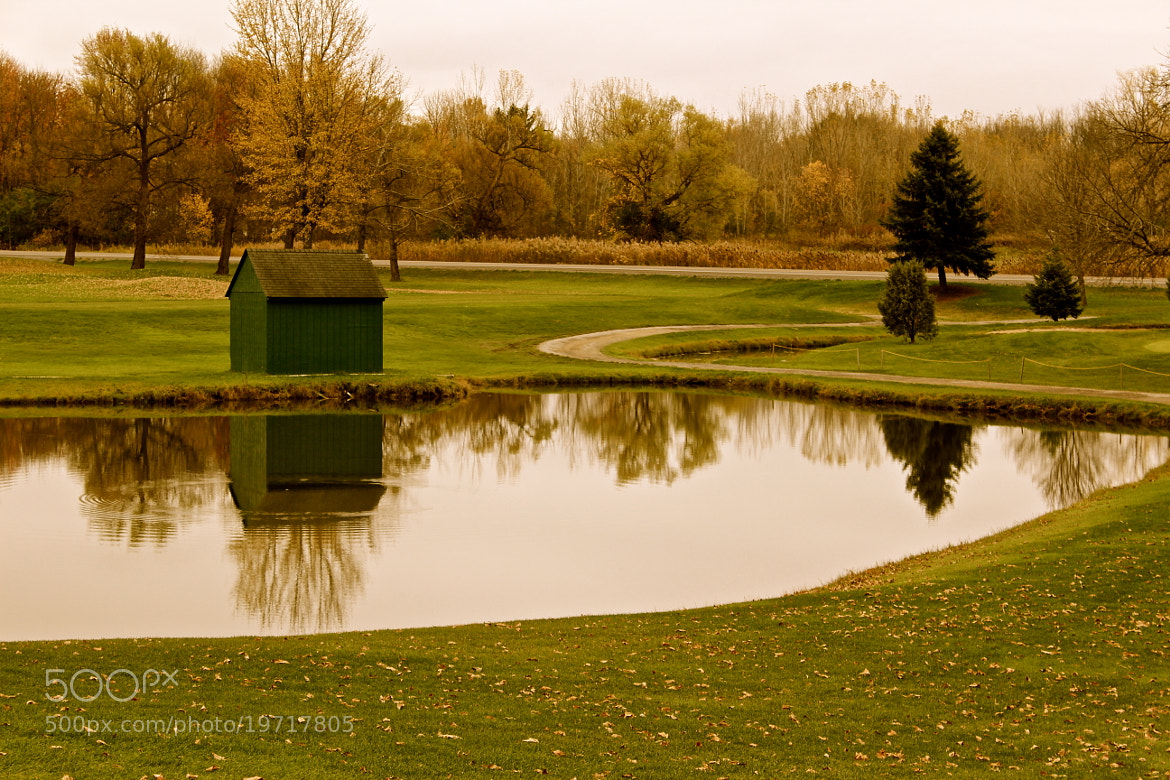 Photograph Pond by Evan Williams on 500px