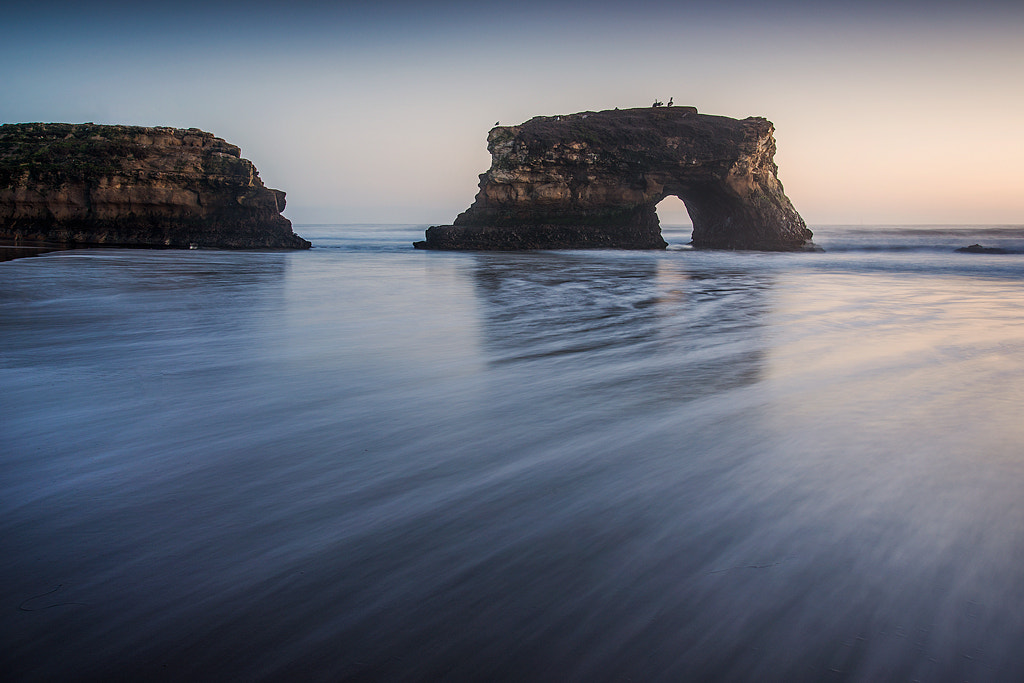 Photograph Natural Bridges at Dusk by Tom Post on 500px