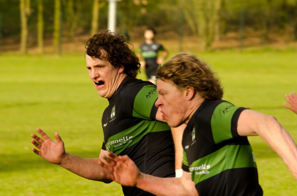 Photograph Rugby by Happy Peppie on 500px