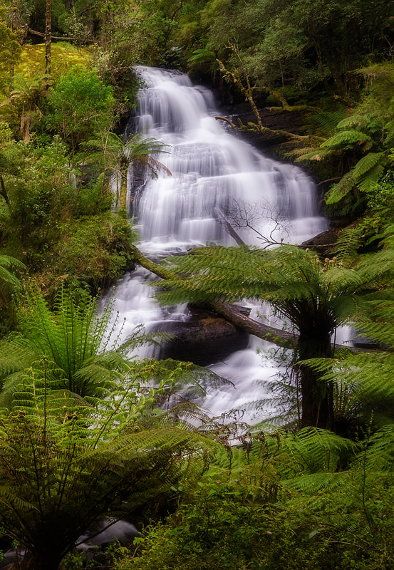 Photograph Triplet Falls by Lincoln Harrison on 500px