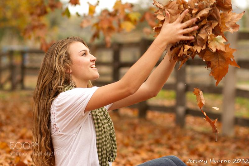 Photograph Autumn joy by Jeremy Hearne on 500px