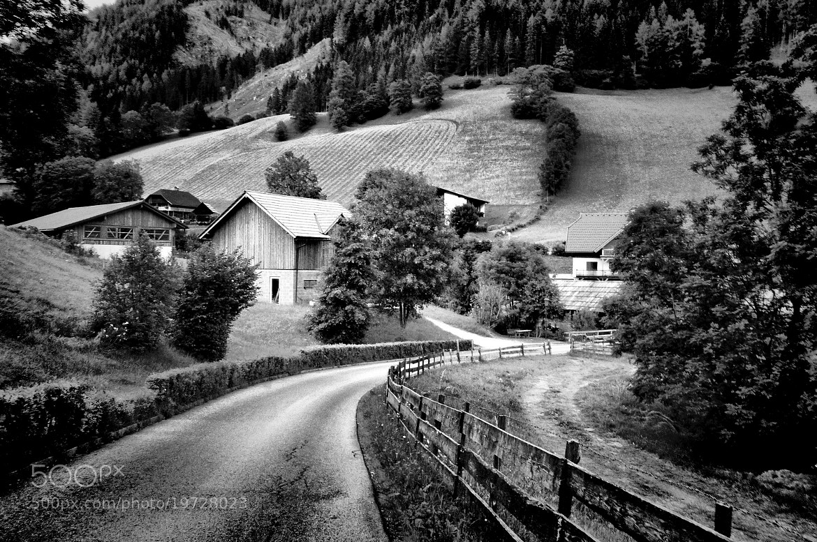 Photograph The village toward by Andy 58 on 500px