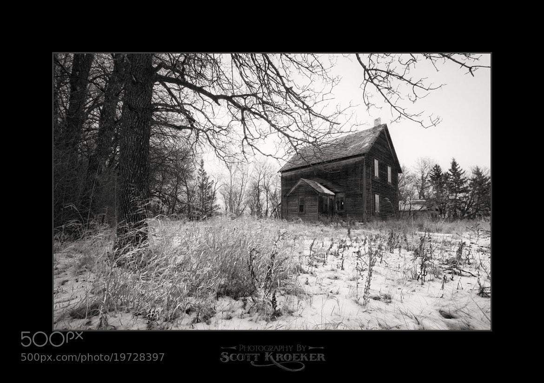Photograph Forever Dormant by Scott Kroeker on 500px