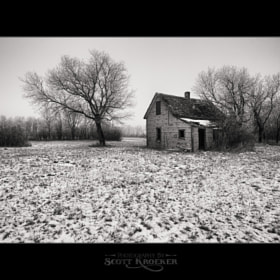 The Grey House by Scott Kroeker (naturallightmagic)) on 500px.com