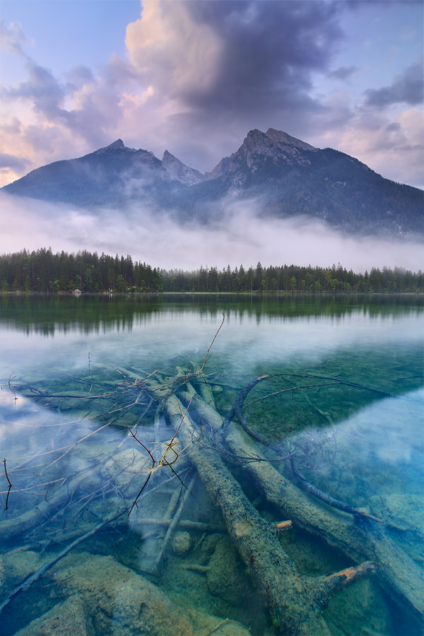 Photograph Into the Blue by Michael  Breitung on 500px