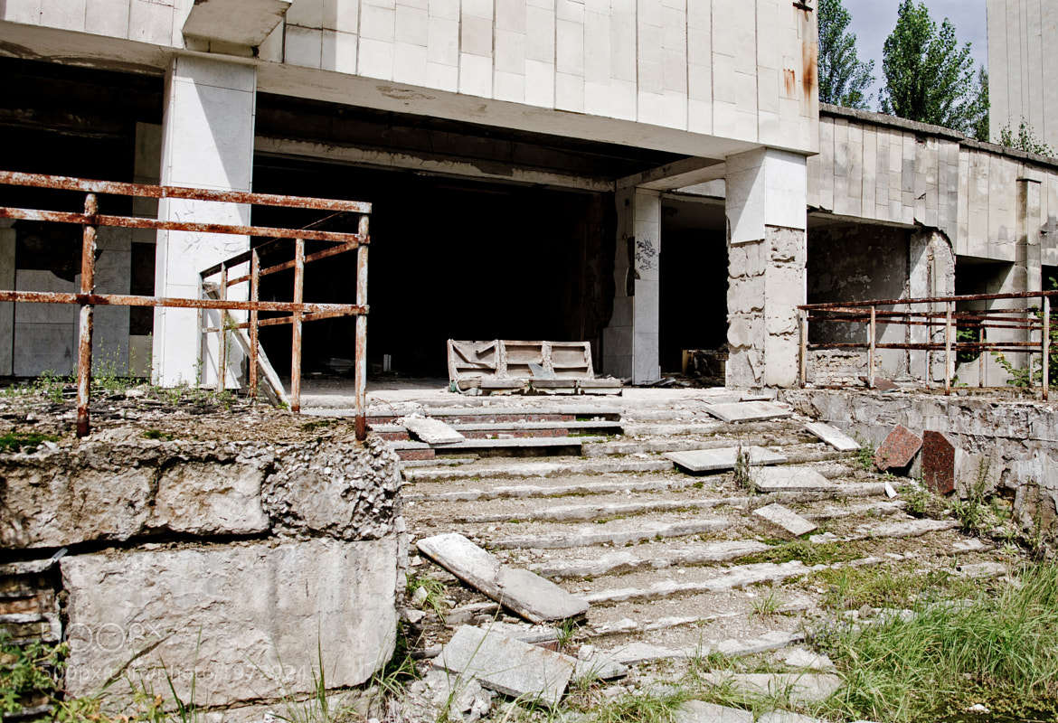 Photograph Pripyat - Just step in by Ville Ruusunen on 500px