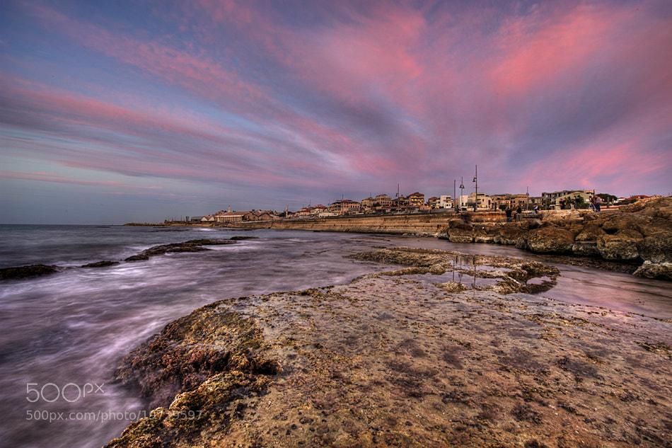 Photograph Jaffa port by Yosi Baitellman on 500px