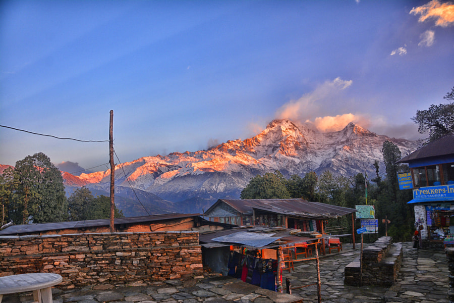 Pitam Deurali by Anuj Ghimire on 500px.com