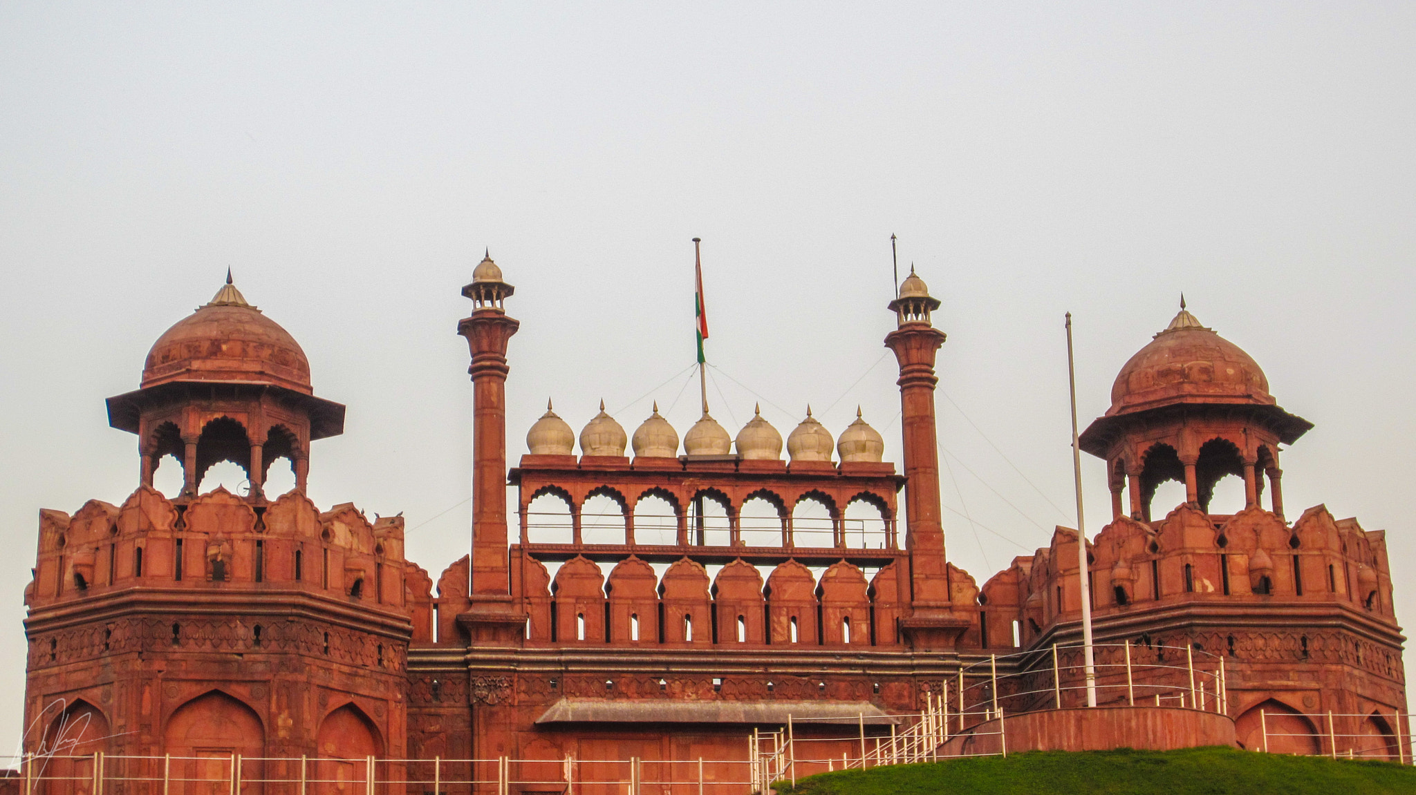 Photograph Red Fort by Nithin Mohan on 500px
