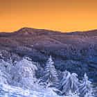 Schneelandschaft Schwarzwald
