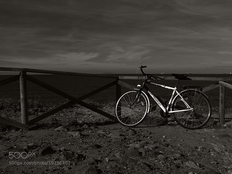Photograph Bicicletta sul mare by Maurizio Ragni on 500px