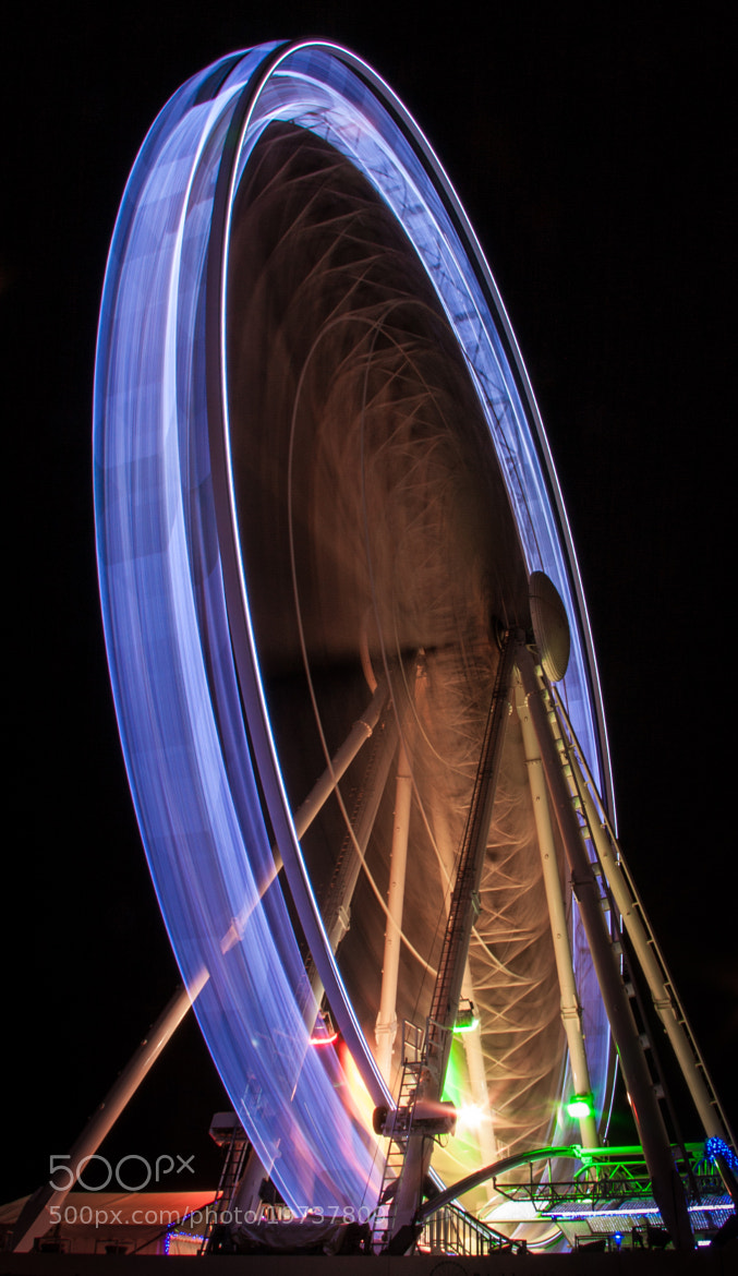 Photograph Spin cycle by David Asch on 500px