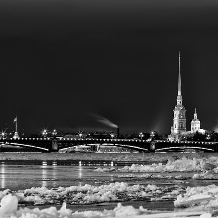 Saint-Petersburg., Sony ILCE-7RM2, Canon EF 135mm f/2L