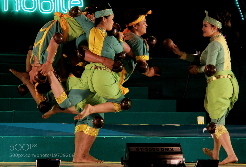 Photograph Ror bam tror loak-Khmer Tradition by Sokheng NY on 500px