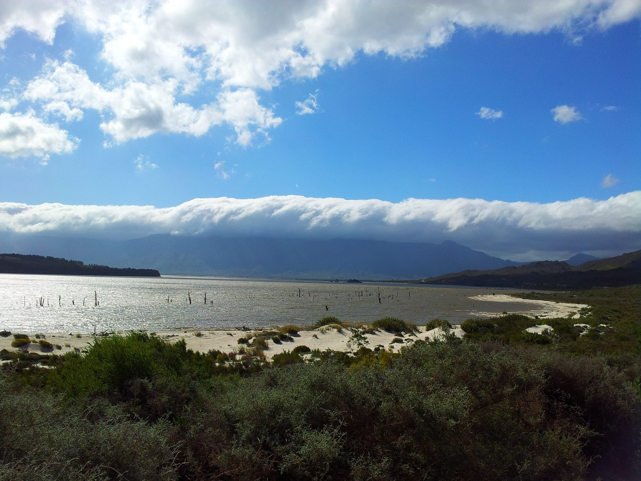 Photograph Theewaterskloof Dam by Ian Anderson on 500px