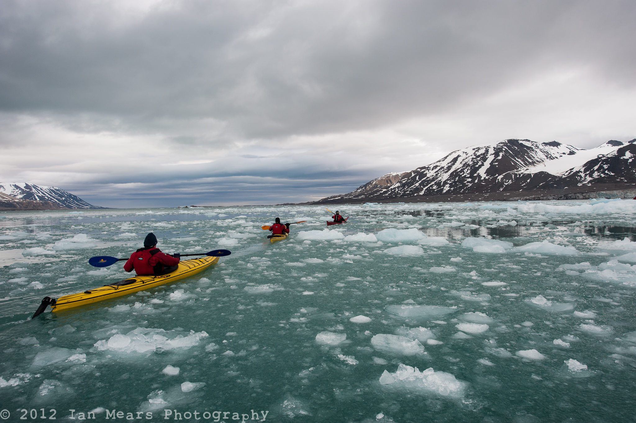 Photograph Crazy Kayakers! by Ian Mears on 500px