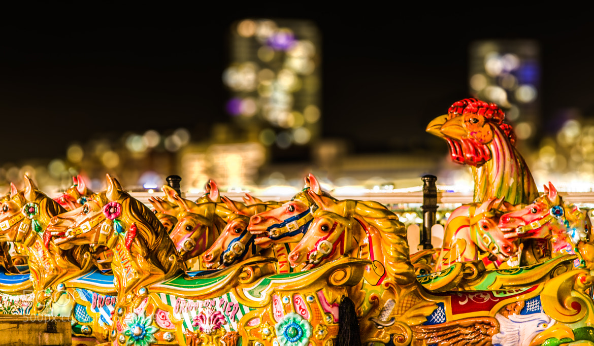Photograph Escape from the carousel by David Asch on 500px