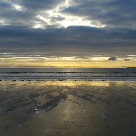Rossnowlagh Beach -> Ireland, Panasonic DMC-LZ3