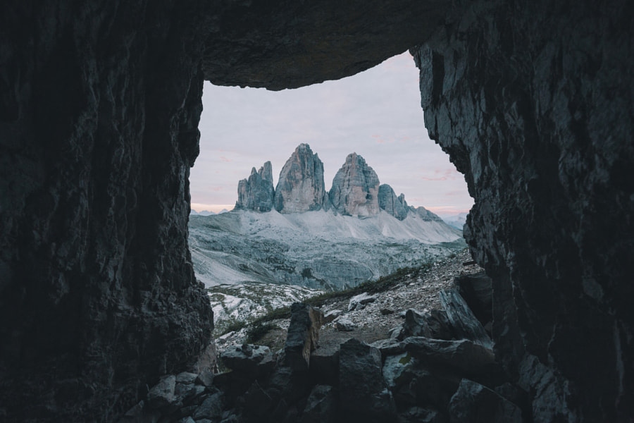 Framed by nature. by Johannes Hulsch on 500px.com