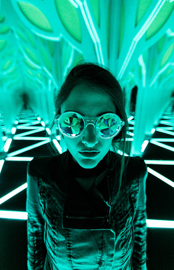 Mirror maze by Blake Pleasant on 500px.com
