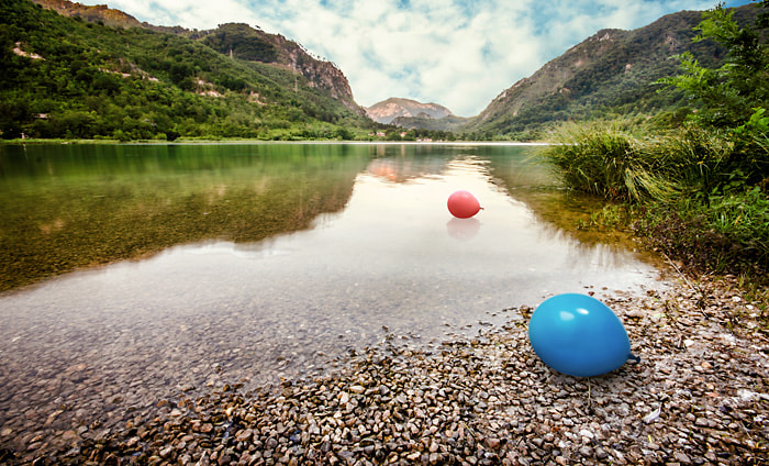 Photograph Landed and Floatating by Nermin Smajić on 500px