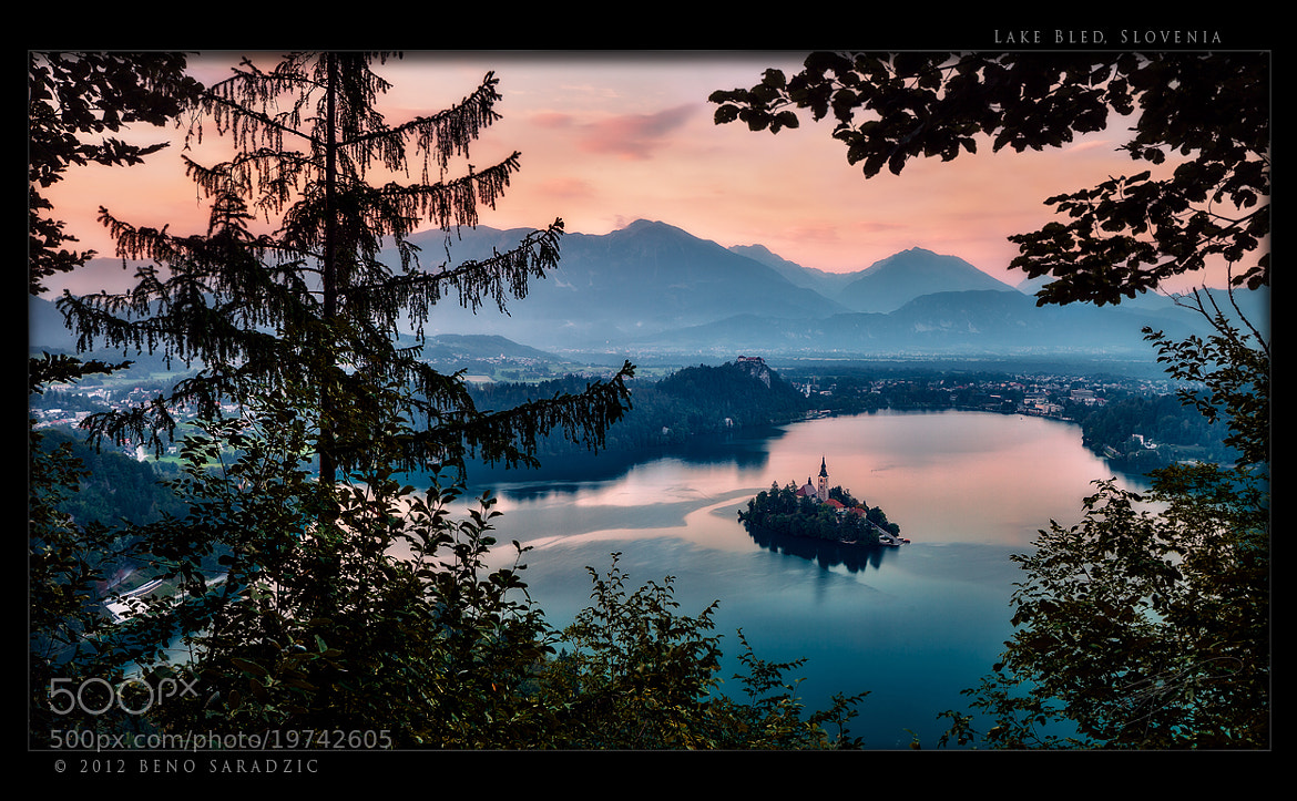 Photograph Lake Bled in Slovenia IV by Beno Saradzic on 500px
