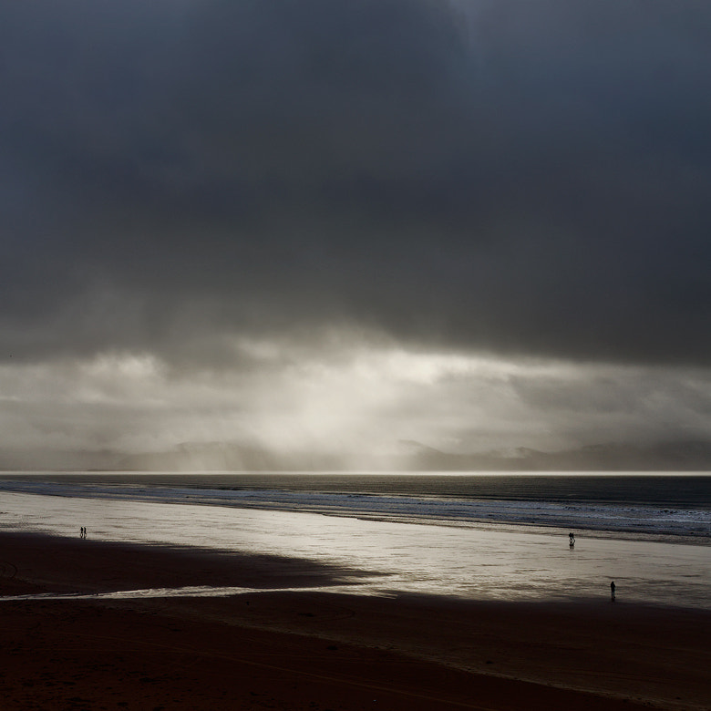 Photograph Inch Beach I by Conal Thomson on 500px