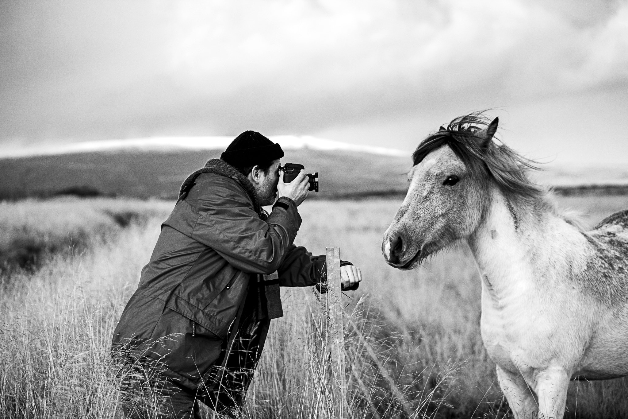 Photograph Photographer @ work by Hermann Sigurdsson on 500px