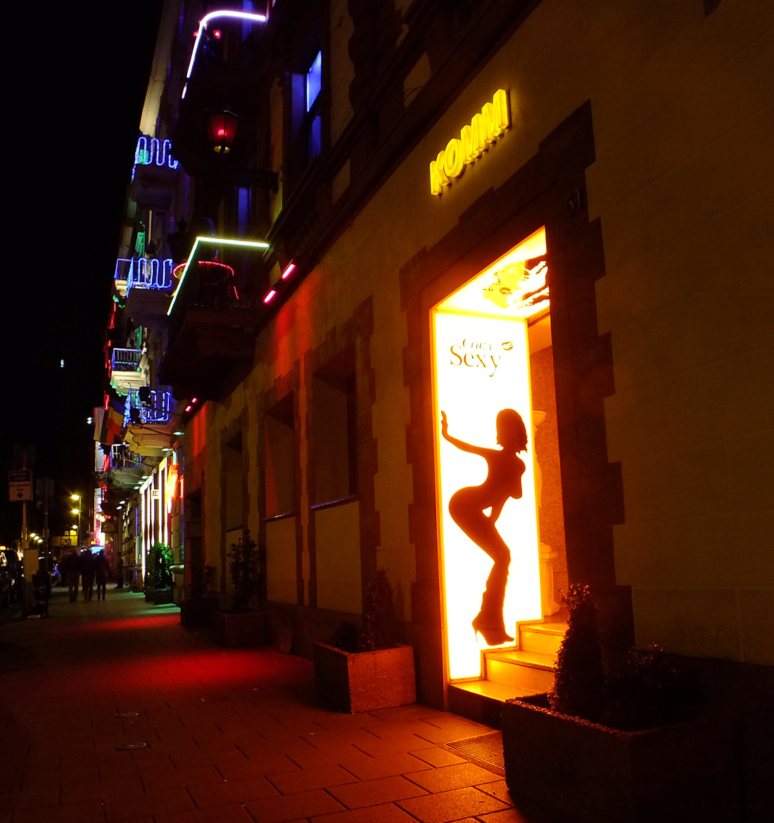 Photograph Red Light District by Winfried von Esmarch on 500px