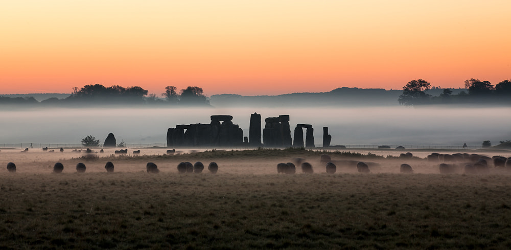 Photograph Stonehenge - an early start..... by Keith Burtonwood on 500px