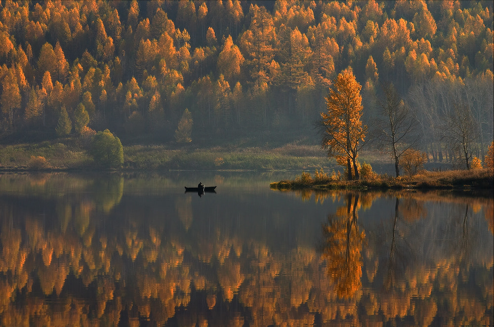 Photograph Two Autumns by Mikhail Trakhtenberg on 500px