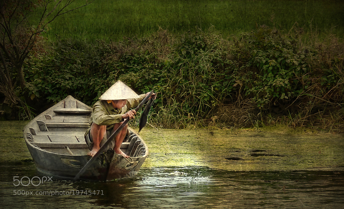 Photograph The Fisherman by Kim Andelkovic on 500px