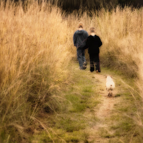 a walk in the veld by Pieter Oosthuysen (PieterOosthuysen)) on 500px.com