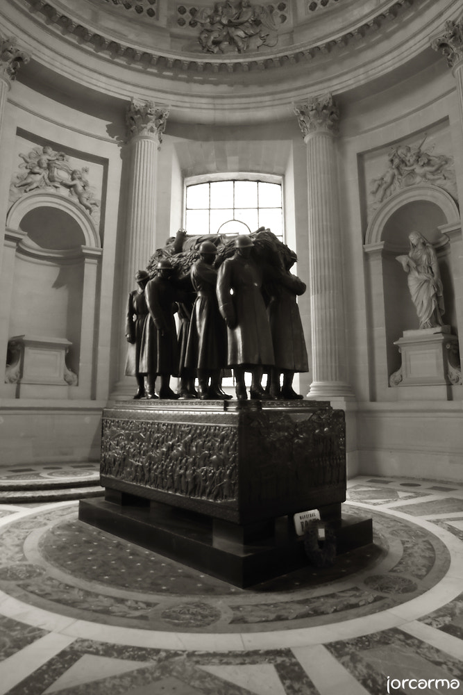Photograph Tomb of Marshal Foch by Jordi Carbonell on 500px
