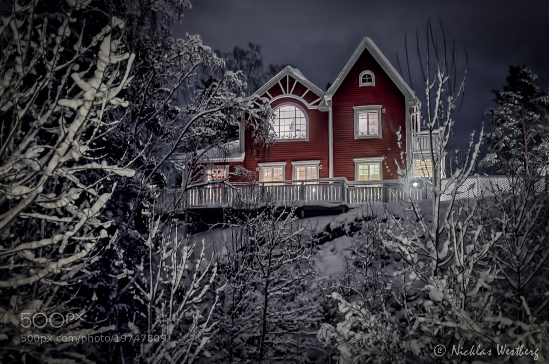 Photograph White night in Sweden by Nicklas Westberg on 500px