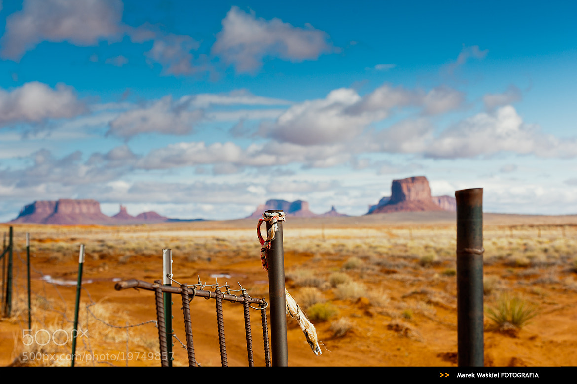 Photograph monument valley by Marek Waskiel on 500px