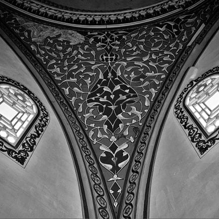 Mustafa Pasha's Mosque Wall