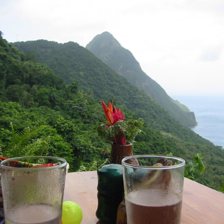 View from Ladera, Canon POWERSHOT S200
