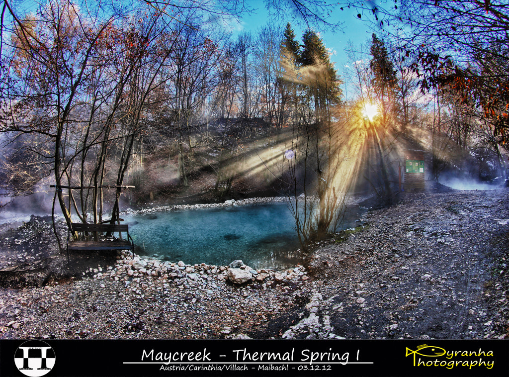 Photograph Maycreek - Thermal Spring I by René Pirker on 500px