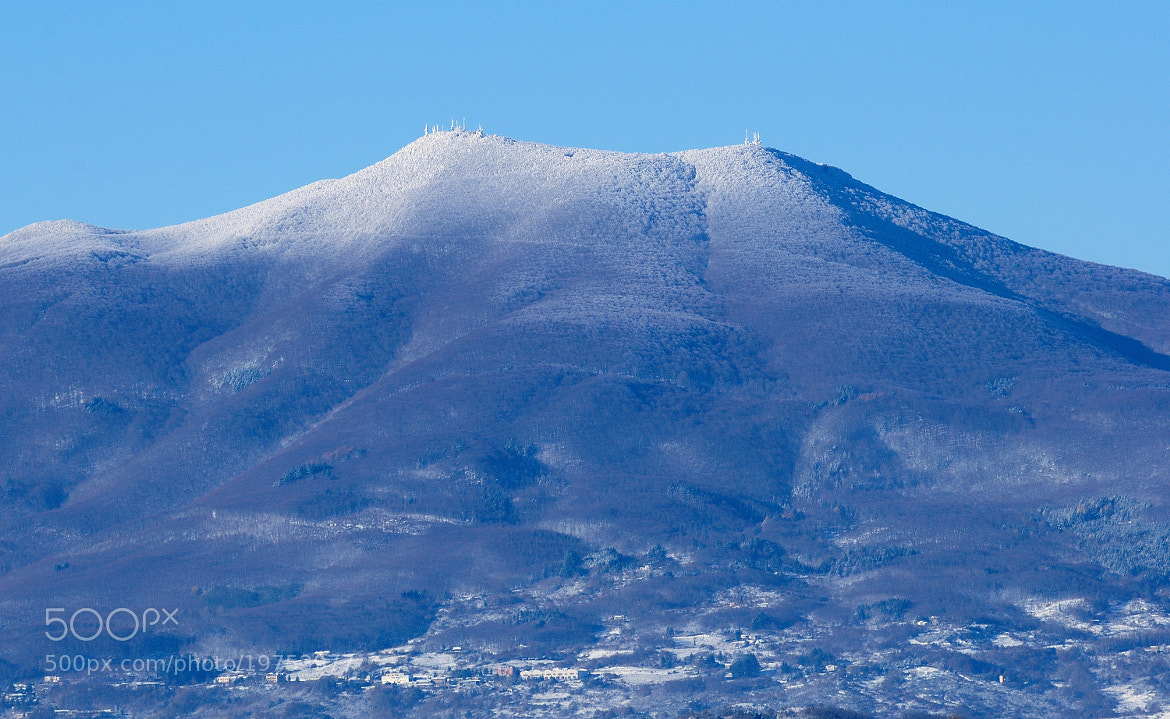 Photograph Mt. Amiata, (el. 1734 m. a.s.l.) by Renato Pantini on 500px