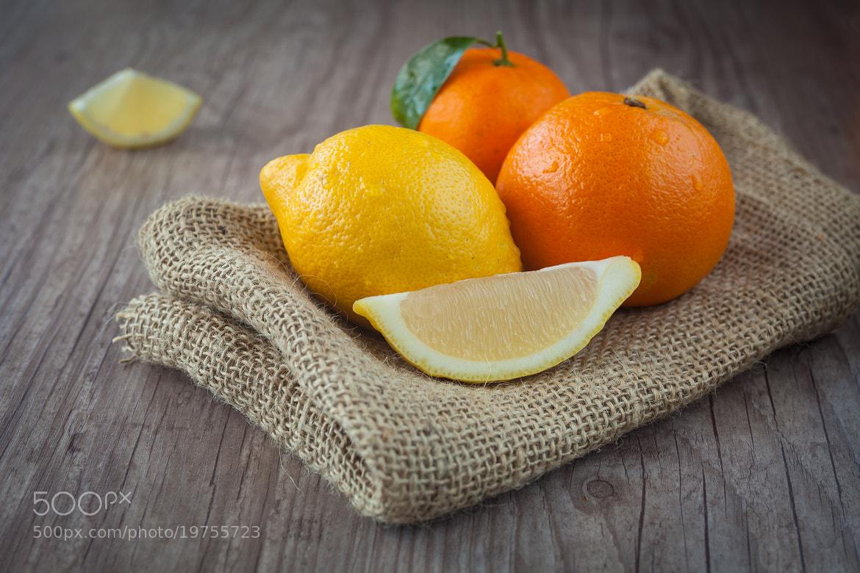 Photograph Citrus fuits by Sabino Parente on 500px