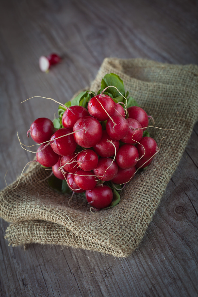 Photograph Radishes by Sabino Parente on 500px