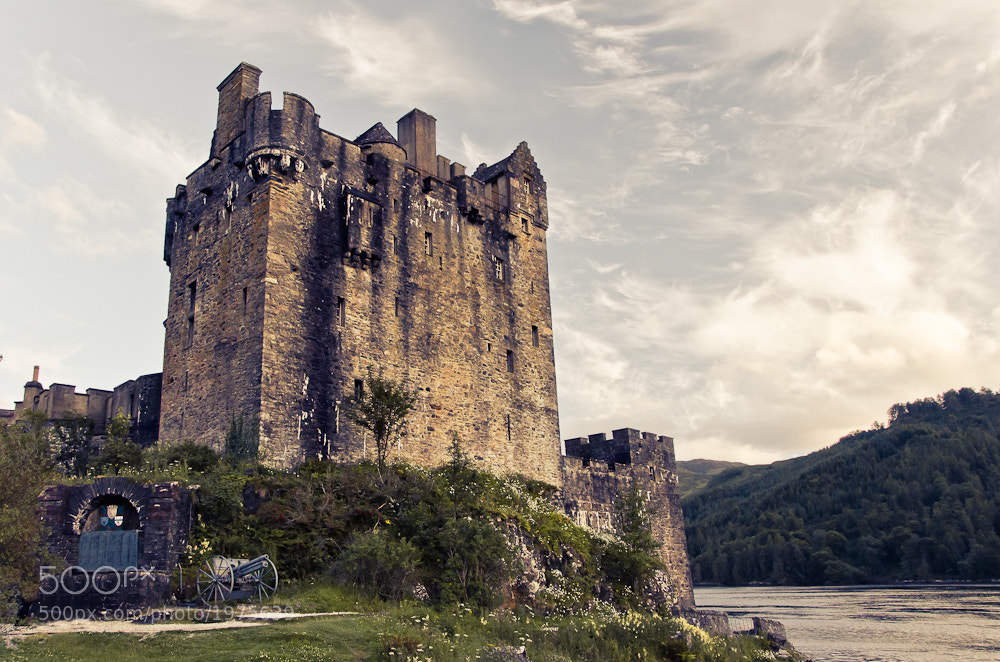 Photograph Eilean Donan Castle by Jesús Belzunce on 500px