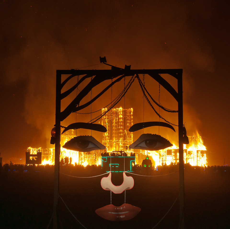 Photograph Burning of a temple by Kirill Krylov on 500px