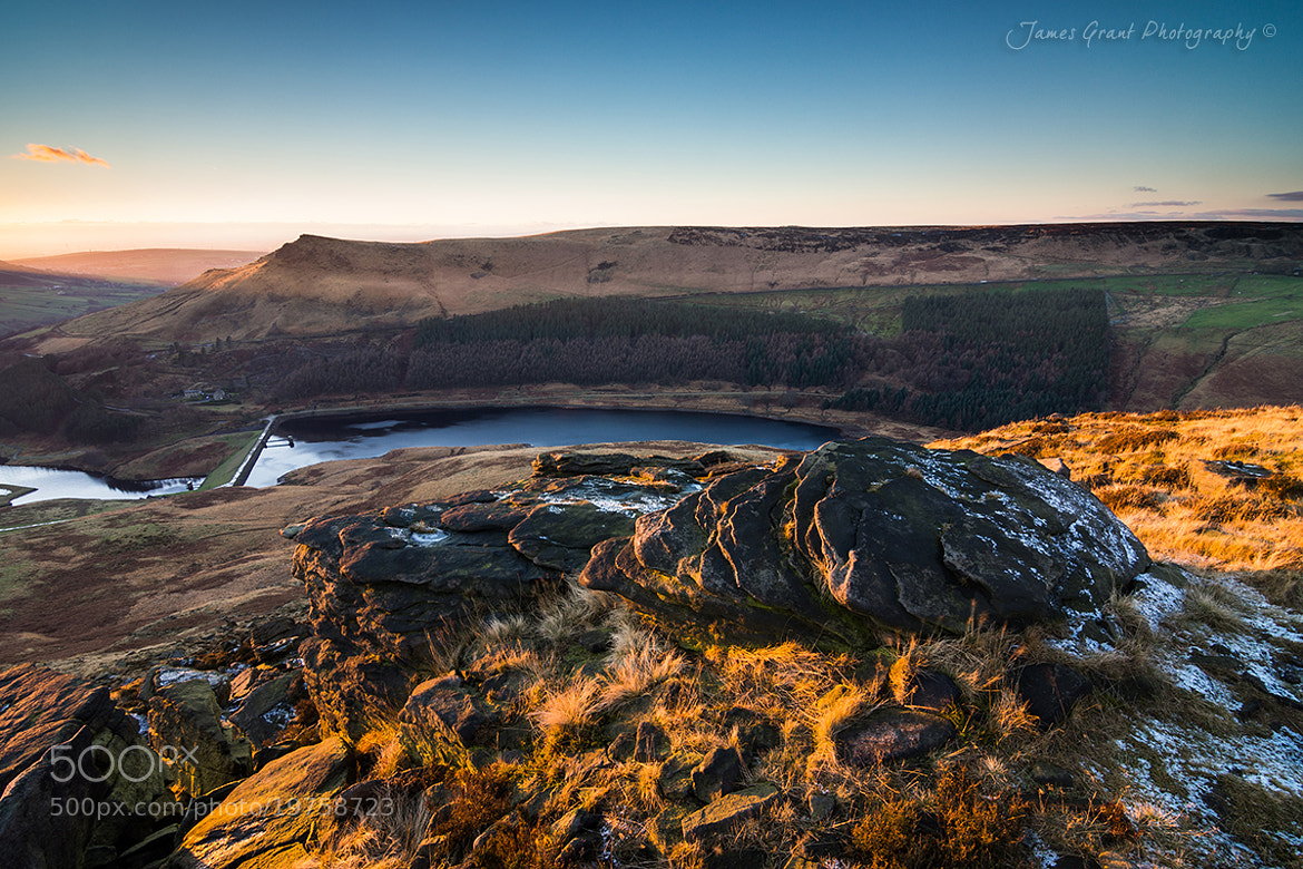 Photograph Looking to Aldermans Hill from Ashway Rocks by James Grant on 500px